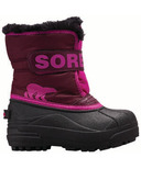 Sorel Children's Snow Commander Purple Dahlia & Groovy Pink