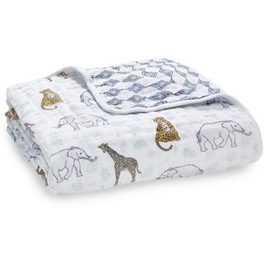 aden + anais Classic Dream Blanket Jungle Tropical