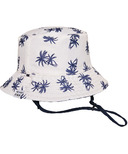 Headster Kids Vintage Palm Bucket Hat