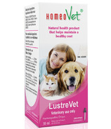 HomeoVet LustreVet Pet Supplements