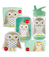 3 Sprouts Owl Lunch Bundle