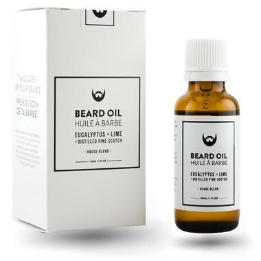 Always Bearded Beard Oil Eucalyptus + Lime