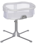 HALO Innovations Bassinest Swivel Sleeper Premiere Series Bassinet Luna