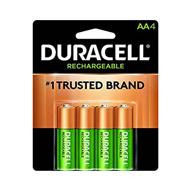 Duracell Rechargeable AA
