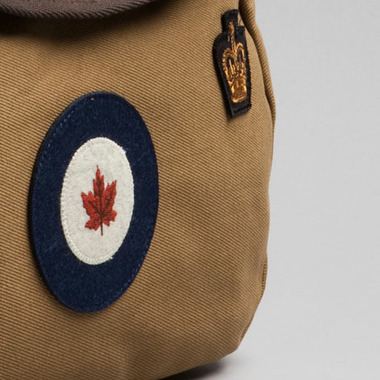 Red Canoe RCAF Shoulder Bag Tan