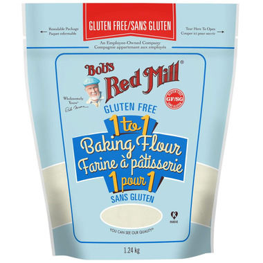Bob\'s Red Mill Gluten Free 1-to-1 Baking Flour