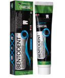 Bentodent Bentonite Clay And Charcoal Toothpaste
