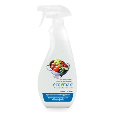 eco-max Fruit & Veggie Wash
