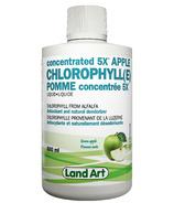 Land Art concentré 5X chlorophylle