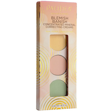 Pacifica Blemish Banish Correcting Creams