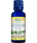 Divine Essence Nordika Forest Blend Organic Essential Oil