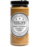 Kozlik's Sweet and Smokey Mustard