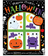 Make Believe Ideas Halloween Window Stickies