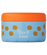 S'nack x S'well Cookies Food Container