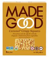 MadeGood Caramel Crispy Squares