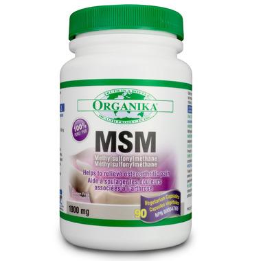 Organika MSM Methylsulfonylmethane