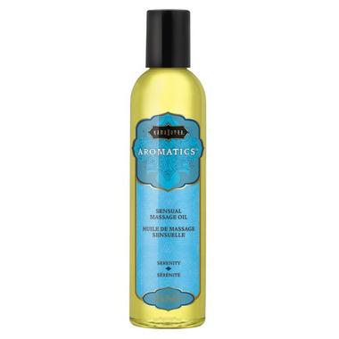 Kama Sutra Aromatics Sensual Massage Oil Serenity