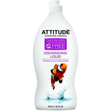 ATTITUDE Dishwashing Liquid