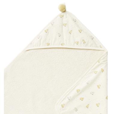 Petit Pehr Baby Chick Hooded Towel