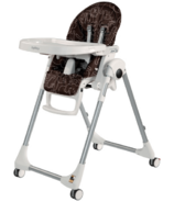 Peg Perego Prima Pappa Zero-3 High Chair Savana Cacao