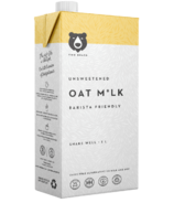 Two Bears Unsweetened Oat Milk
