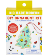 Kid Made Modern Wooden Tree Ornament Kit