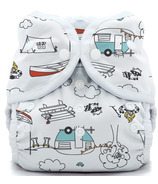 Thirsties Duo Wrap Snap Diaper Happy Camper