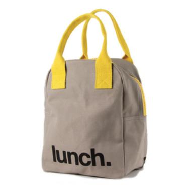Fluf Lunch Zipper Lunch Bag