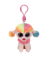 Ty Beanie Boo's Rainbow The Poodle