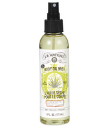 J.R. Watkins Aloe & Green Tea Body Oil Mist