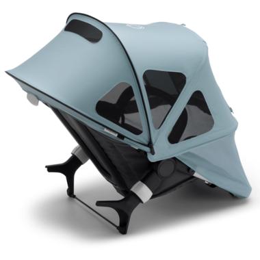 Bugaboo Fox2/Cameleon3/Lynx Breezy Sun Canopy Vapor Blue
