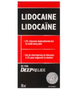 Gel de lidocaïne 4% soulagement profond