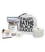 Buck Naked Soap Company Vanilla Chai Gift Set