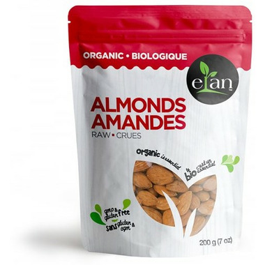 Elan Raw Almonds