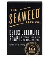 The Seaweed Bath Co. Savon anti-cellulite Détox aux algues Wildly Natural