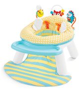 Skip Hop E&M 2-In-1 Activity Floor Seat