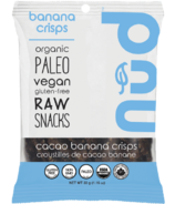 Nud Fud Cacao Banana Crisps Snack Pack