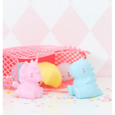 A Little Lovely Company Unicorn Bath Toy