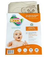 Simmons Oops Organic Multi Use Pad with Silver