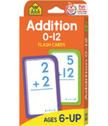 School Zone Flash Cards Addition
