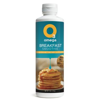 O3 Omega3 Smoothie Breakfast