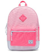 Herschel Supply Heritage Youth Backpack Peony Neon Pink