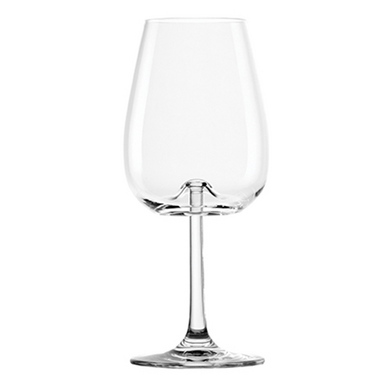 Anchor Stolzle 2-Piece Stemmed Vulcano Wine Glass