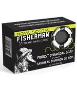 Nova Scotia Fisherman Forest Charcoal Soap