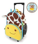 Skip Hop ZOO Rolling Luggage Giraffe