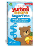 Yummi Bears Sugar Free Multivitamins