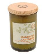 Paddywax ECO Green Mandarin & Lavender Candle