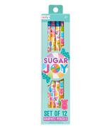 OOLY Graphite Pencils Sugar Joy