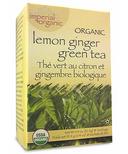 Uncle Lee's Imperial Organic Lemon Ginger Green Tea