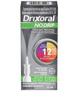 Drixoral NO DRIP Cooling Menthol Nasal Decongestant